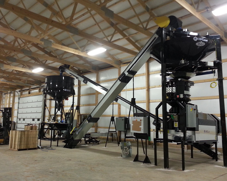 Bulk Seed System Install