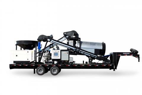 USC LPV Portable Treater on white background