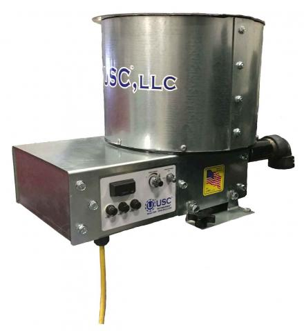 Manual Dry Additive Feeder